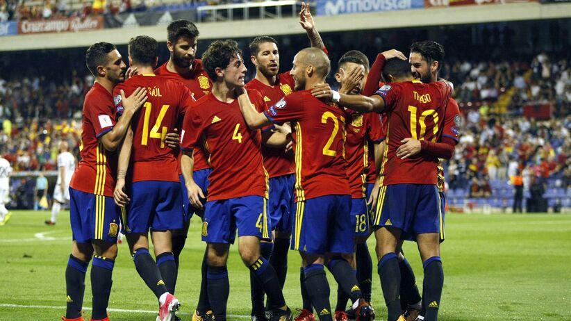 Hiszpania - Albania