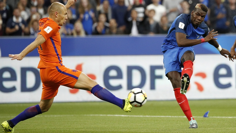 Francja - Holandia