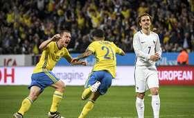 Szwecja - Francja