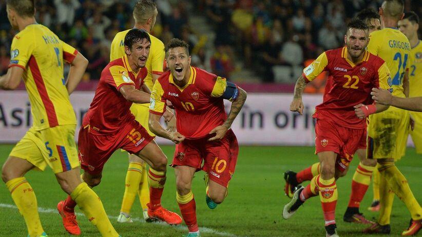 Rumunia - Czarnogóra