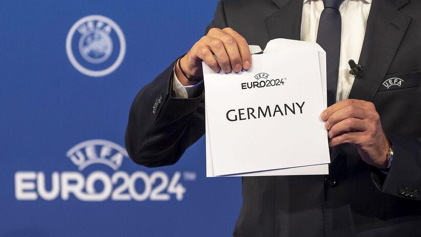 Niemcy gospodarzem Euro 2024