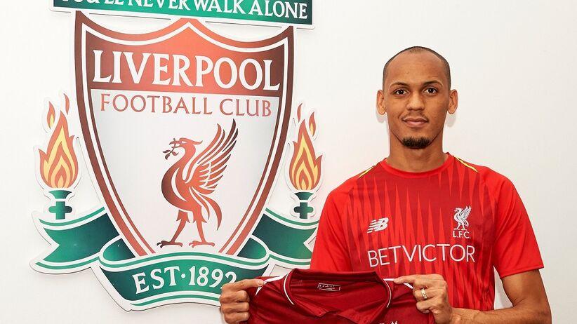 Fabinho wzmocnił Liverpool