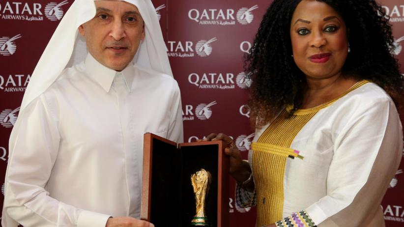 Katarczycy zawładną światowym futbolem? Podpisano najwyższy kontrakt w historii
