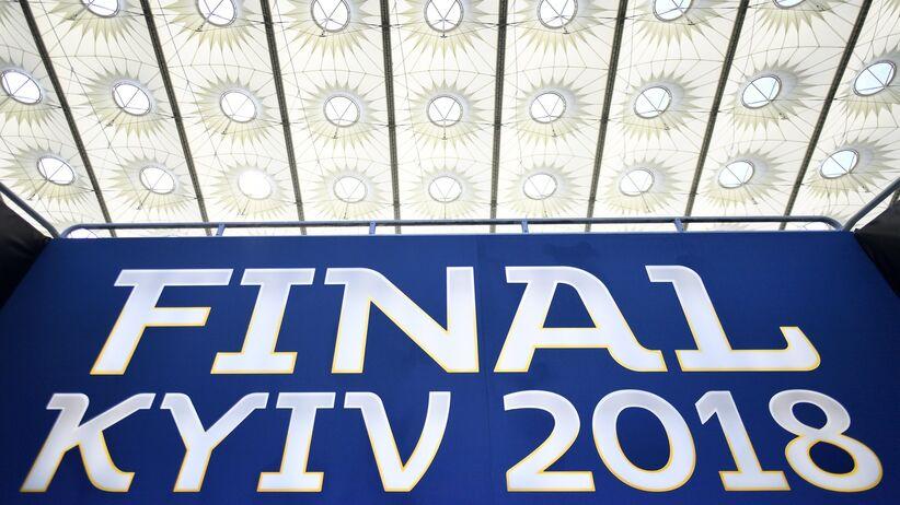Finał Ligi Mistrzów w Kijowie 2018