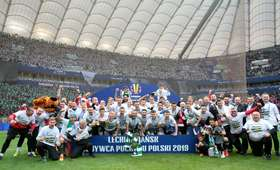 Jagiellonia - Lechia w finale PP