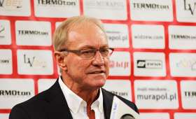 Franciszek Smuda zwolniony z Widzewa Łódź