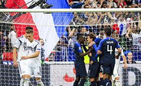 Francja - Niemcy
