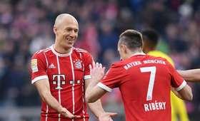 Robben i Ribery