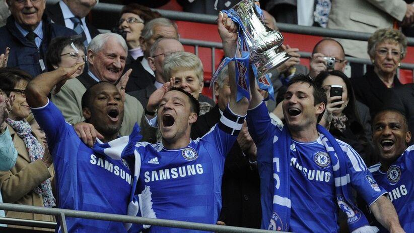 Drogba, Terry, Lampard