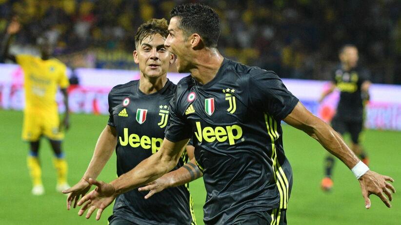 Juventus pokonał Frosinone