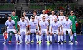 Futsalowe ME: Polska zremisowała z Rosją po golu w ostatnich sekundach