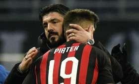 Gennaro Gattuso i Piątek