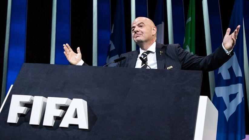 Gianni Infantino ponownie szefem FIFA