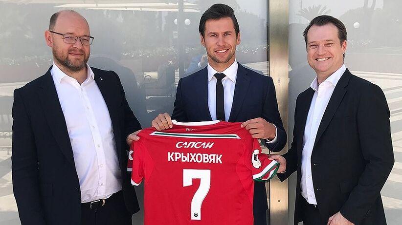Krychowiak piłkarzem Lokomotiwu Moskwa