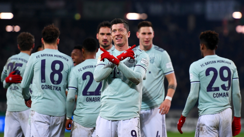Hannover - Bayern