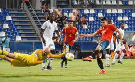 Hiszpania - Francja U21