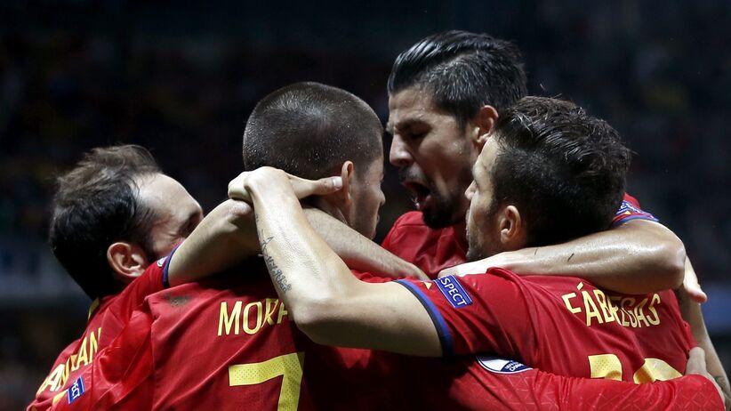 Hiszpania - Niemcy