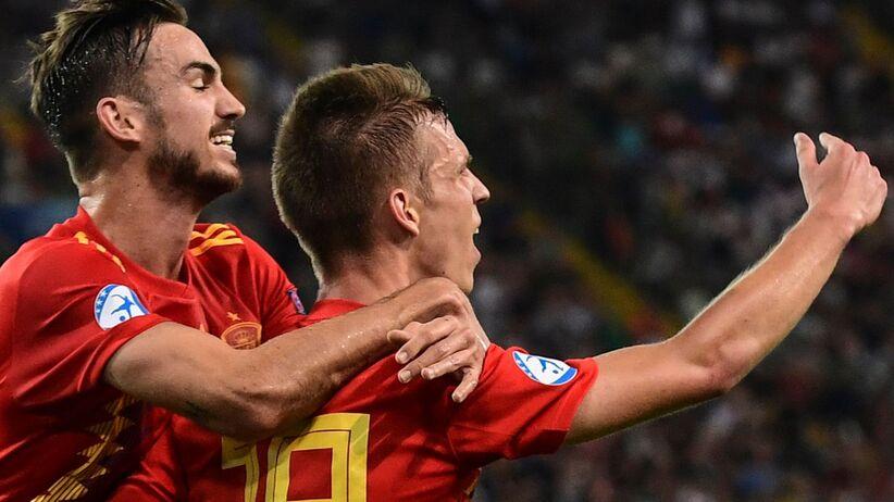 Hiszpania mistrzem Europy U21