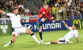 Hiszpania - Włochy U21