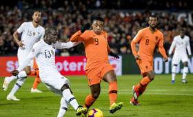 Holandia - Francja