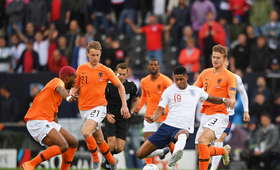 Holandia - Anglia