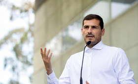 Iker Casillas wyszedł ze szpitala