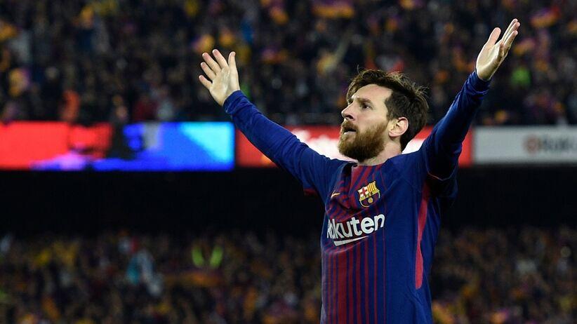 Lionel Messi na celowniku Interu Mediolan