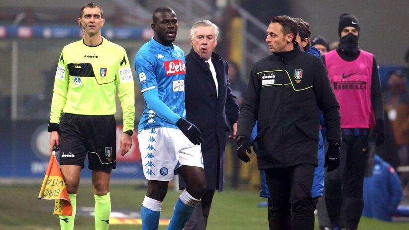 Skandal we Włoszech. Ancelotti: Następnym razem zejdziemy z boiska