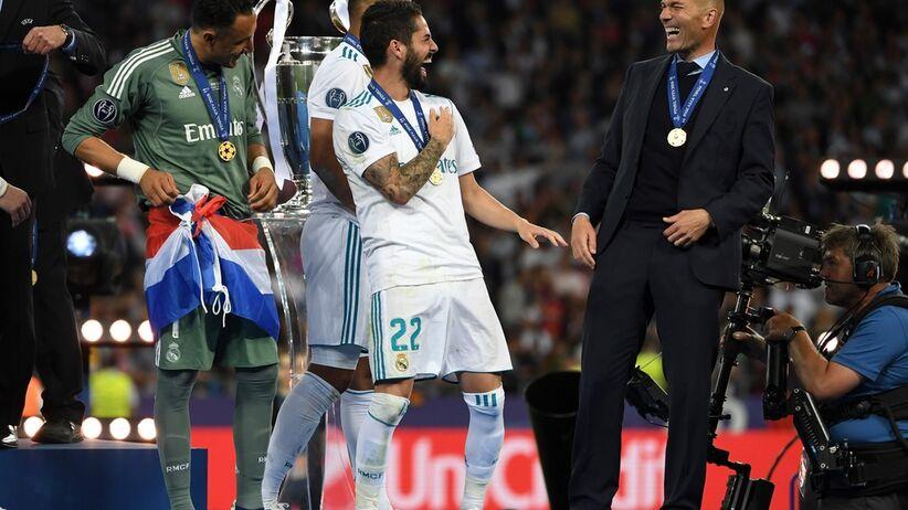 Zidane, Isco, Navas