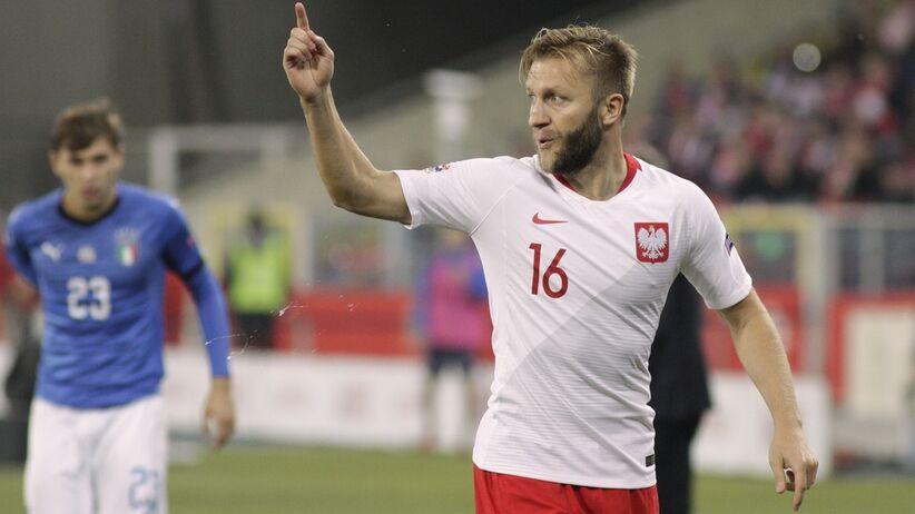 Jakub Błaszczykowski trenuje w Wiśle Kraków
