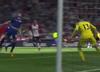 Jan Bednarek strzela gola Chelsea