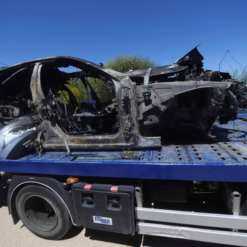 Jose Antonio Reyes zginął w wypadku (2)