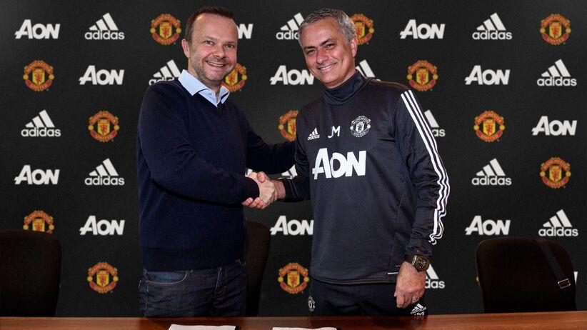 Jose Mourinho przedłużył kontrakt z Manchesterem United