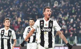Juventus pokonał Inter w derbach Italii