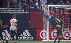 Juventus pokonał gwiazdy MLS
