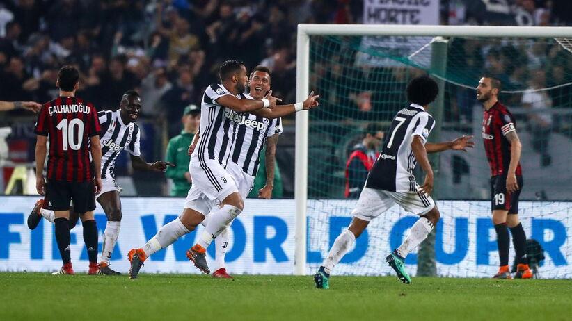 Puchar Włoch: Juventus nie dał szans Milanowi i sięgnął po trofeum