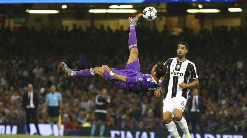 Juventus - Real w finale LM