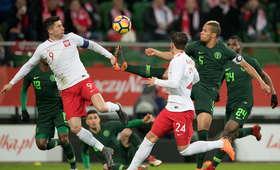 Polska - Nigeria