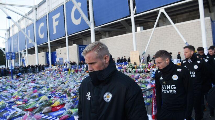 Schmeichel chciał ratować właściciela Leicester