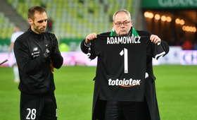 Ostatni mecz Pawła Adamowicza. Kibice nie uszanowali minuty ciszy [WIDEO]