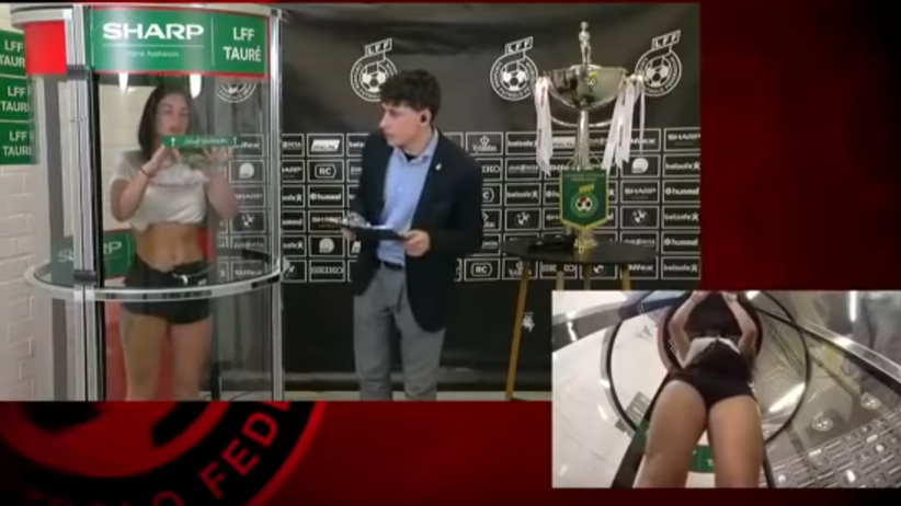 losowanie Pucharu Litwy