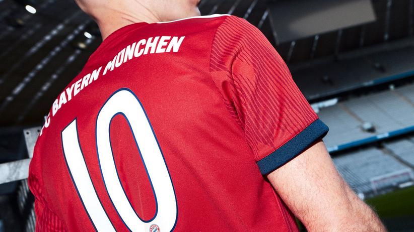 Koszulki Bayernu na sezon 2018/2019