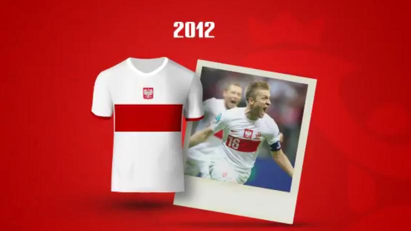 Dziś prezentacja nowych koszulek kadry. Jak zmieniały się w ostatnich latach?
