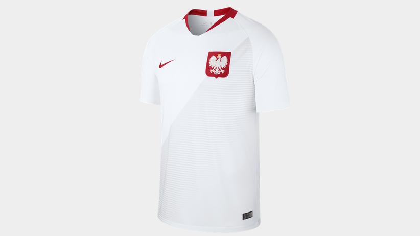 Koszulka reprezentacji Polski na MŚ 2018