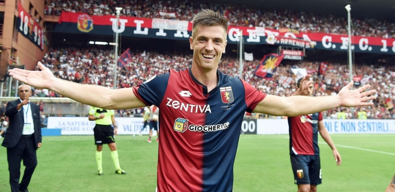 Krzysztof Piątek podbija Serie A