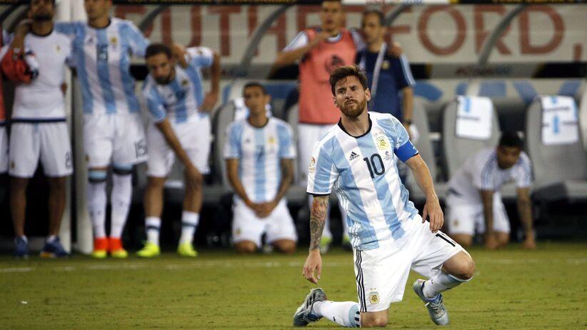Lionel Messi, Argentyna
