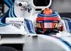 Robert Kubica rozmawia z Ferrari