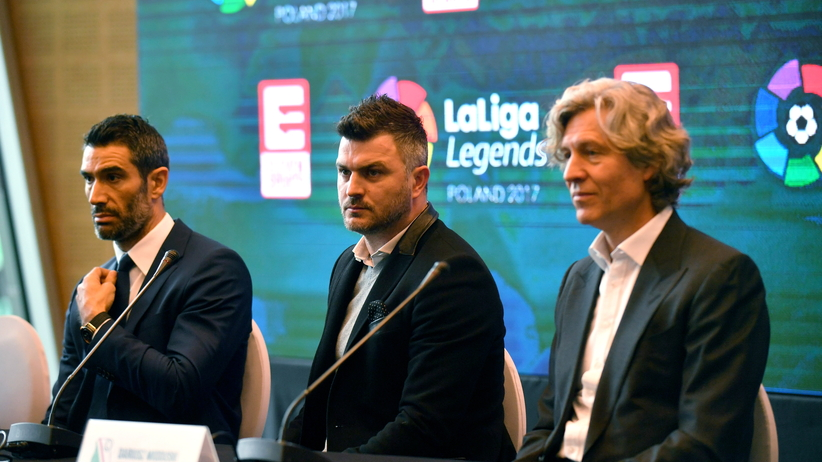 La Liga Legends Poland 2017