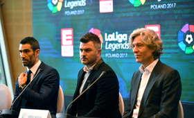 La Liga Legends Poland 2017