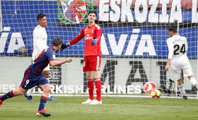 Eibar - Real Madryt